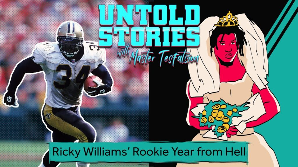 Ricky Williams Rookie Year From Hell Untold Stories