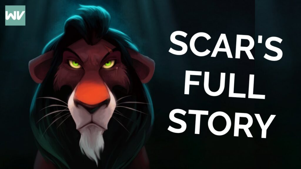 Scar BEFORE The Lion King Full Story How He