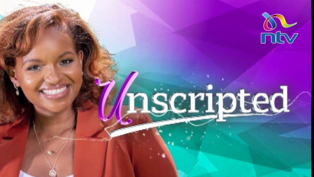 Scars of loss with Maria Muinde Unscripted with Grace