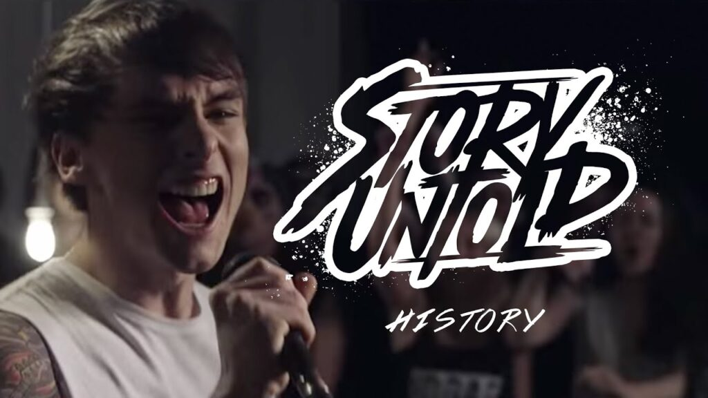 Story-Untold-History-Official-Music-Video